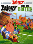ASTERIX 8. BIJ DE BRITTEN