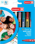 Bruynzeel Color Express Magic Points Viltstiften