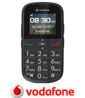 Vodafone Prepaidpack Vodafone 155 Big Button Phone +  10 euro credit