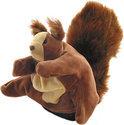 Eekhoorn kinderhandschoen