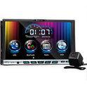 Eonon C1310E dubbel din Autoradio + Navigatie, NFC bluetooth, DVD, USB + achteruitrij camera
