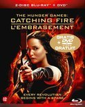 The Hunger Games: Catching Fire (Blu-ray+Dvd Combopack)