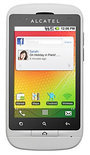 Alcatel One Touch 918D - Wit / Dual Sim