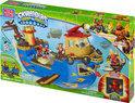 Mega Bloks Skylanders Flynn's Rescue Ship