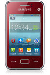 Samsung GT-S5220 Rood