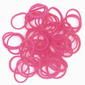 Loom Bands Donker Roze / Pink 300x