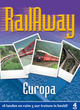 Rail way Europe box 4-DVD box