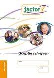 Scriptie schrijven / deel Training  + www.factor-e.nl