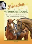 Paarden vriendenboek