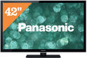 Panasonic TX-L42ET5E - 3D LED TV - 42 inch - Full HD - Internet TV