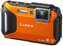 Panasonic LUMIX DMC-FT5 - Oranje