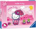 Ravensburger Puzzel: Hello Kitty Gaat Wandelen