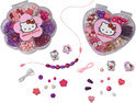 Hello Kitty houten kralenset