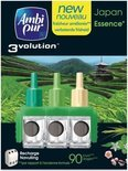 Ambi Pur 3volution Japan Essence Navulverpakking