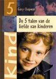De 5 talen van de liefde van kinderen
