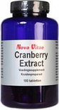 Nova Vitae Cranberry Extract Tabletten 180 st