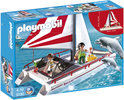 Playmobil Catamaran Met Dolfijnen - 5130