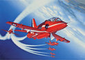 Revell Bouwdoos Bae Hawk Red Arrow