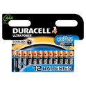 Duracell Ultra Power AAA Alkaline Batterijen 12x Pak