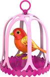 DigiBirds - DigiBird met kooi - Twinkle