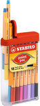 Stabilo Point 88 Mini Fresh Pack 18 Stuks