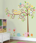 RoomMates - Muursticker Scroll Tree Megapack - Multi