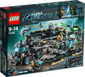 LEGO Agents Ultra Agents hoofdkwartier - 70165