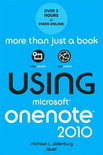 Using Microsoft� Onenote� 2010 (ebook)