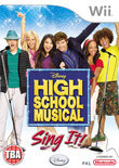 High School Musical - Sing It! + Microfoon