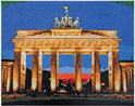 Ms Brandenburger Tor