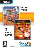 Worms 2 + Worms Armageddon (Double Pack)