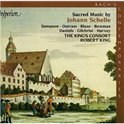Bach's Contemporaries - Schelle: Sacred Music / Robert King, King's Consort
