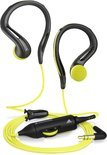 Sennheiser OMX 680 -  Adidas Sports Clip In- Ear Koptelefoon - Geel