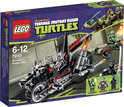 LEGO Turtles Shredder&#39;s Drakenmotor - 79101