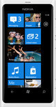 Nokia Lumia 800 - Wit