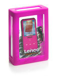 Lenco XEMIO 655 - MP4 speler - 4 GB - Roze