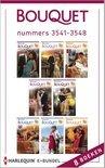 Bouquet e-bundel nummers 3541-3548, 8-in-1