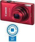 Canon IXUS 220 HS - Rood