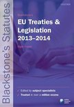 Blackstone's EU Treaties and Legislation
