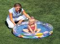 Bestway Opblaasbaar Zwembad 2 Rings - 91x20 cm - Sea Life