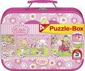 Lillebi Puzzel Box - 2x60 Stukjes en 2x100 Stukjes