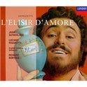 Donizetti: L'Elisir d'Amore / Bonynge, Sutherland, Pavarotti