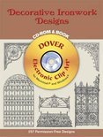 Decorative Ironwork Designs CD-Rom