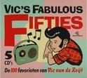 Vic's Fabulous Fifties - De 100 Favorieten van Vic van De Reijt