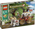 LEGO Kingdoms Koningskoets Hinderlaag - 7188