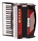 Zupan Zupan Juwel IV 96/MHR Accordeon (Red Shadow)