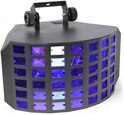 Beamz Multi Radiant 6x 3W RGBAW LED's 48 Beams Home entertainment - Accessoires
