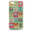 Accessorize cover Stamp voor Apple iPhone 5