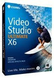 Corel, Video Studio Pro X6 Ultimate  UK