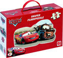 Cars Vloerpuzzel